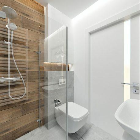projekt łazienki architekt wnętrz wkwadrat